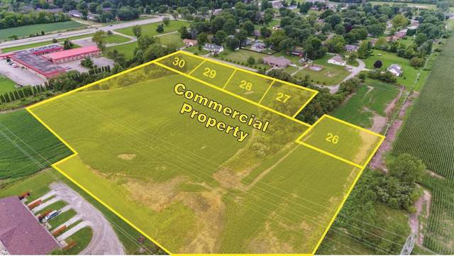 County Rd 300 S County Road S, New Castle, IN 47362 (MLS #21755131) :: The Indy Property Source