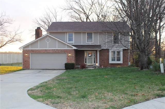 3012 Foxfire Circle, Indianapolis, IN 46214 (MLS #21755133) :: Realty ONE Group Dream