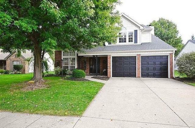 11481 Charleston Parkway, Fishers, IN 46038 (MLS #21755142) :: Richwine Elite Group