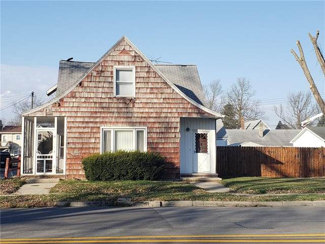 1812 Main Street, Elwood, IN 46036 (MLS #21755145) :: Anthony Robinson & AMR Real Estate Group LLC
