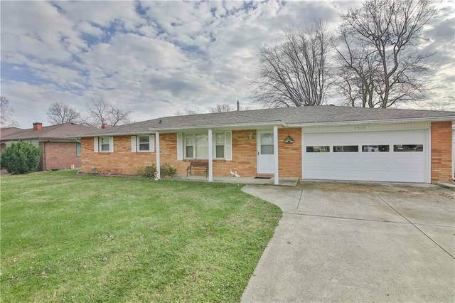 1513 E 45TH Street, Anderson, IN 46013 (MLS #21755146) :: The Indy Property Source