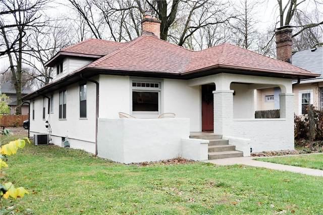 4440 Carrollton Avenue, Indianapolis, IN 46205 (MLS #21755157) :: Ferris Property Group