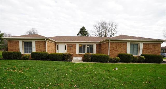 931 Jeff Drive, Franklin, IN 46131 (MLS #21755167) :: The Indy Property Source