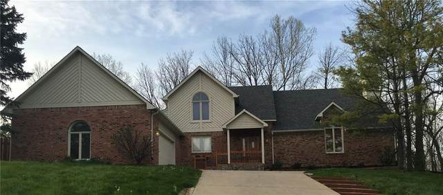 9764 E Cedar Point Drive, Carmel, IN 46032 (MLS #21755171) :: Mike Price Realty Team - RE/MAX Centerstone