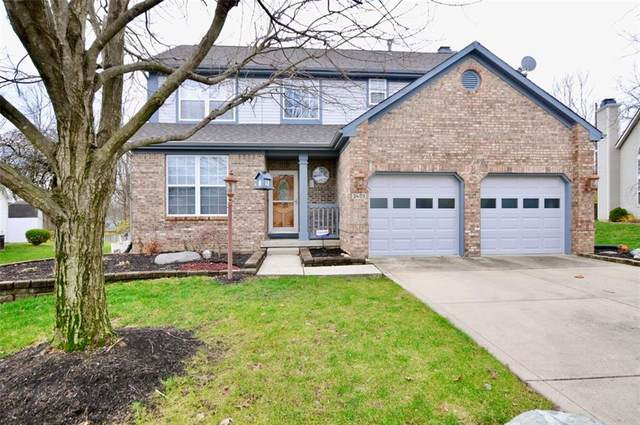 3409 Periwinkle Way, Indianapolis, IN 46220 (MLS #21755202) :: The ORR Home Selling Team