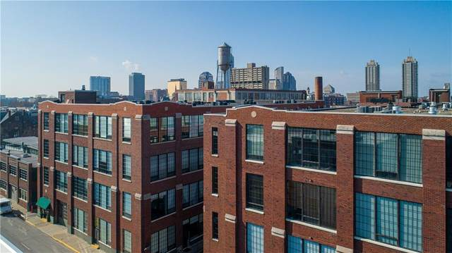 630 N College Avenue #201, Indianapolis, IN 46204 (MLS #21755218) :: Realty ONE Group Dream