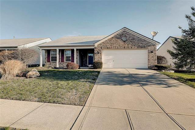 1343 Cornwallis Lane, Indianapolis, IN 46234 (MLS #21755226) :: Heard Real Estate Team | eXp Realty, LLC