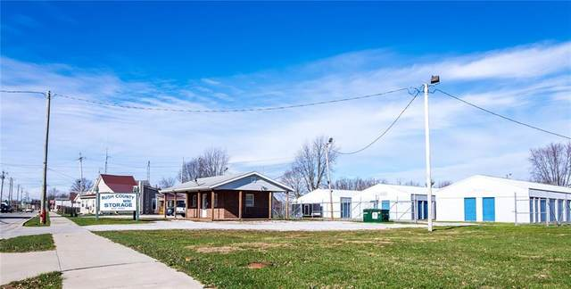 908 W 3rd Street, Rushville, IN 46173 (MLS #21755251) :: Mike Price Realty Team - RE/MAX Centerstone