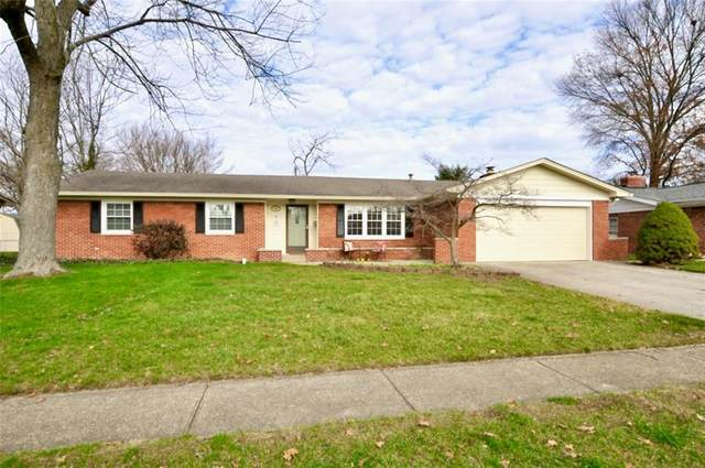 1404 Denver Drive, Plainfield, IN 46168 (MLS #21755256) :: Mike Price Realty Team - RE/MAX Centerstone