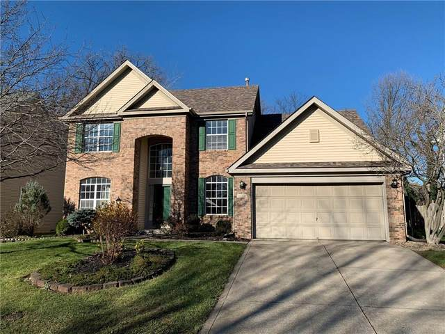 10512 Fox Creek Lane, Fishers, IN 46037 (MLS #21755262) :: Heard Real Estate Team | eXp Realty, LLC