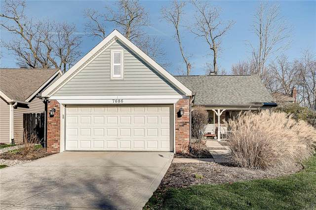 7686 Micawber Court, Indianapolis, IN 46256 (MLS #21755270) :: The Indy Property Source