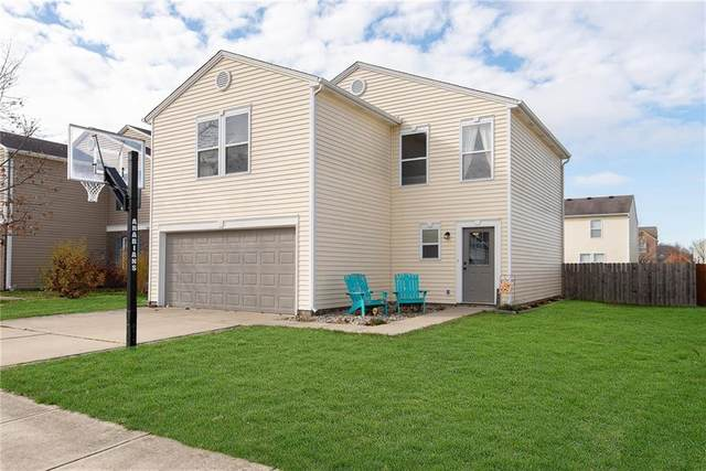 10787 August Drive, Ingalls, IN 46048 (MLS #21755299) :: The ORR Home Selling Team