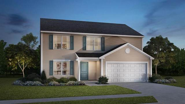 2852 Pointe Bay Road, Indianapolis, IN 46229 (MLS #21755315) :: Realty ONE Group Dream