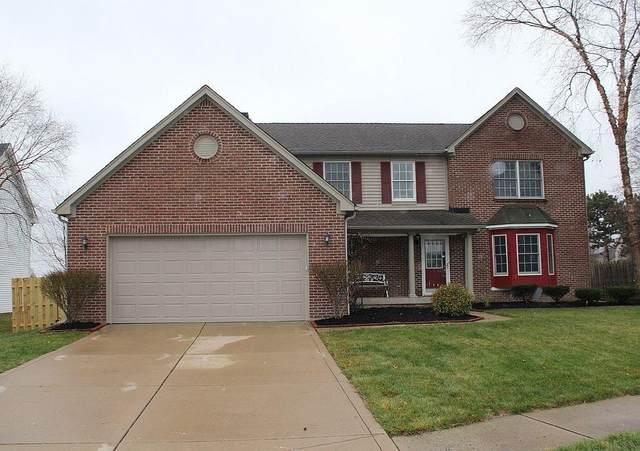 4357 Wentz Drive, Carmel, IN 46033 (MLS #21755317) :: Heard Real Estate Team | eXp Realty, LLC