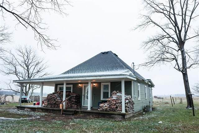 10185 W 300 N, Kempton, IN 46049 (MLS #21755337) :: Mike Price Realty Team - RE/MAX Centerstone