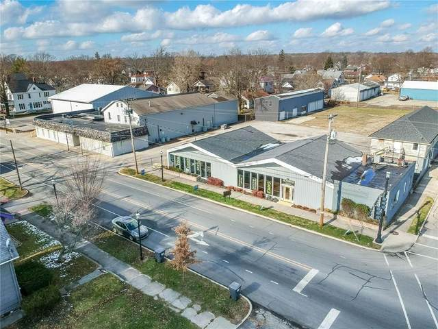 700 Block W 8th Street, Anderson, IN 46016 (MLS #21755350) :: The Evelo Team