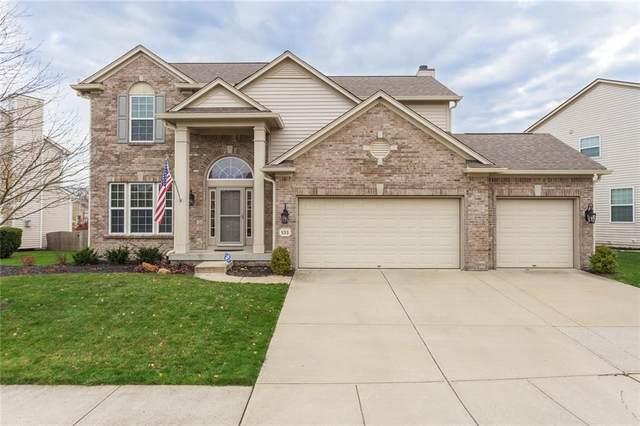 533 Stafford Drive, Westfield, IN 46074 (MLS #21755365) :: Heard Real Estate Team | eXp Realty, LLC