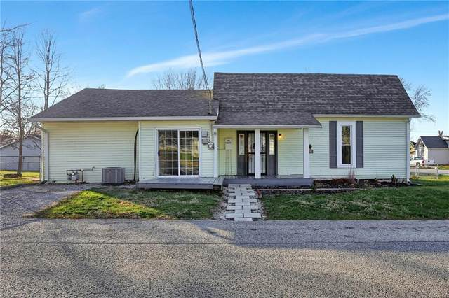 599 Forest Avenue, Greenwood, IN 46143 (MLS #21755375) :: Heard Real Estate Team | eXp Realty, LLC