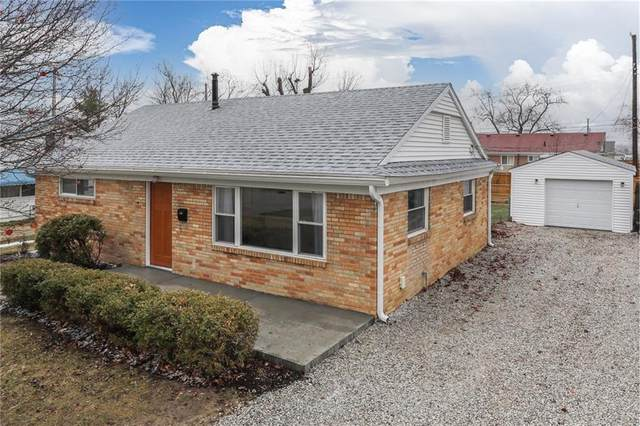 503 Northgate Drive, Greenwood, IN 46143 (MLS #21755381) :: The Evelo Team