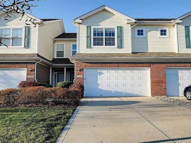 5726 Castor Way, Noblesville, IN 46062 (MLS #21755394) :: Corbett & Company