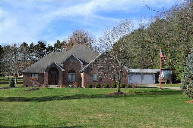 326 N County Road 450 E, Avon, IN 46123 (MLS #21755403) :: Heard Real Estate Team | eXp Realty, LLC