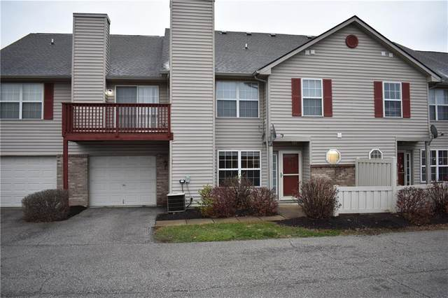 4736 Kelvington Drive #5, Indianapolis, IN 46254 (MLS #21755404) :: The Evelo Team
