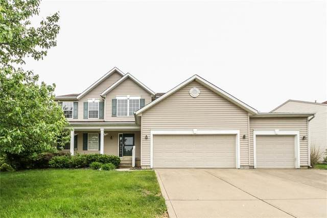 11749 Gatwick View Drive, Fishers, IN 46037 (MLS #21755428) :: The ORR Home Selling Team