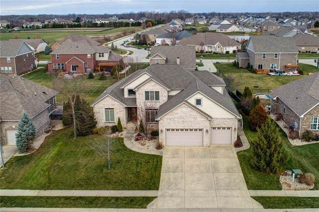 3692 Woodvine Drive, Bargersville, IN 46106 (MLS #21755436) :: Realty ONE Group Dream
