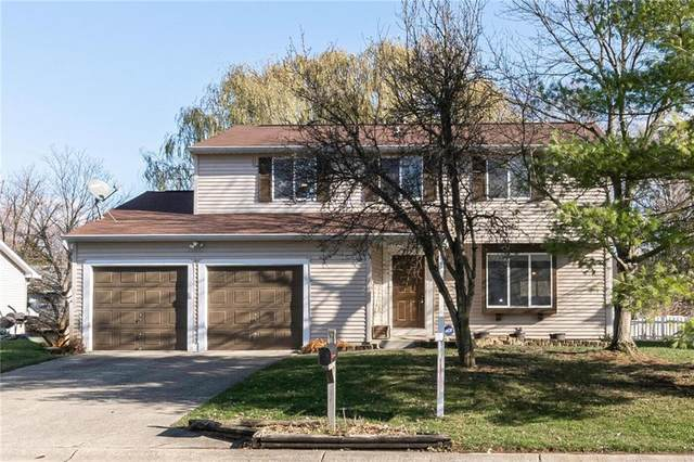 5839 Annapolis Drive, Indianapolis, IN 46254 (MLS #21755452) :: Ferris Property Group
