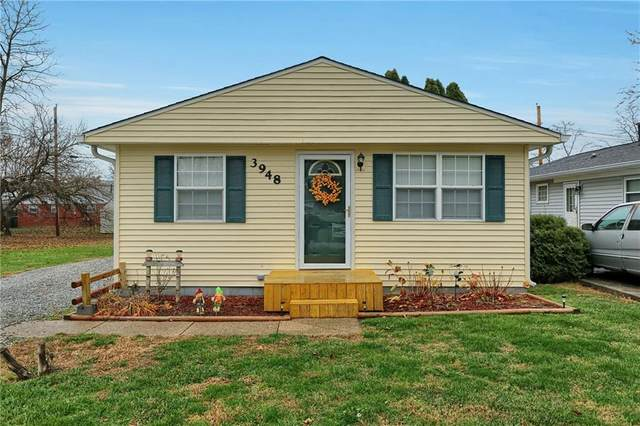 3948 S Randolph Street, Indianapolis, IN 46227 (MLS #21755458) :: Heard Real Estate Team   eXp Realty, LLC