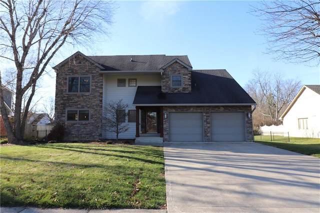 646 Whispering Trail, Greenwood, IN 46142 (MLS #21755482) :: Heard Real Estate Team | eXp Realty, LLC