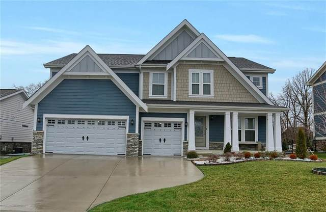 3536 Snowdon Drive, Westfield, IN 46074 (MLS #21755484) :: Realty ONE Group Dream