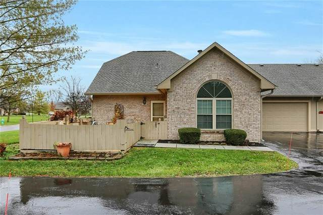 7548 Briarstone Drive, Indianapolis, IN 46227 (MLS #21755489) :: Mike Price Realty Team - RE/MAX Centerstone