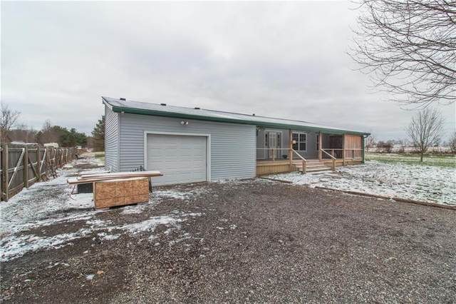 7877 W 1050 South Road, Fortville, IN 46040 (MLS #21755504) :: The ORR Home Selling Team