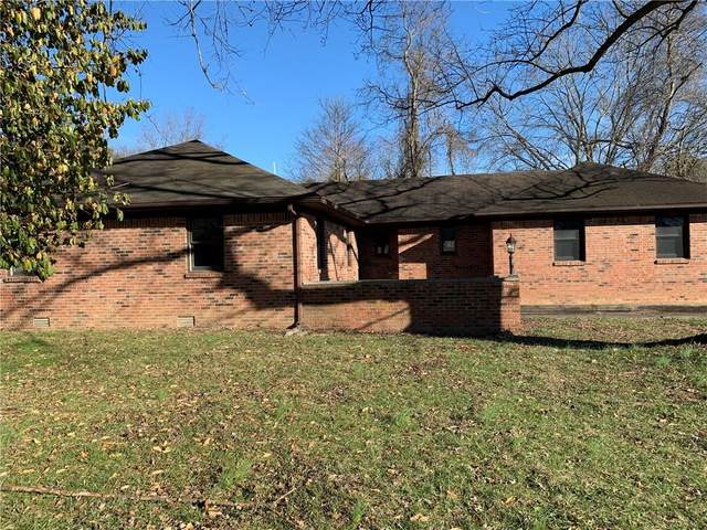 1705 E Shore Drive, Martinsville, IN 46151 (MLS #21755507) :: AR/haus Group Realty