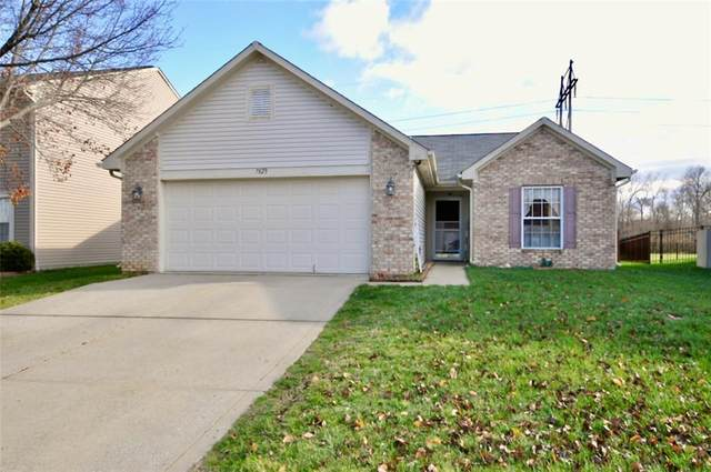 7823 Sergi Canyon Drive, Indianapolis, IN 46217 (MLS #21755510) :: The Indy Property Source