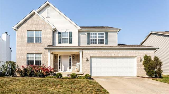 8638 Rapp Drive, Indianapolis, IN 46237 (MLS #21755533) :: The ORR Home Selling Team