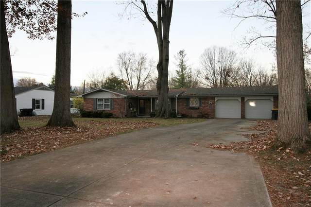 2416 Shady Lane, Anderson, IN 46011 (MLS #21755539) :: Mike Price Realty Team - RE/MAX Centerstone