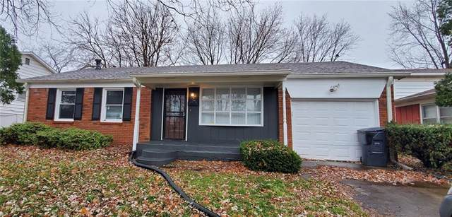 8512 E 34th Place, Indianapolis, IN 46226 (MLS #21755541) :: The ORR Home Selling Team