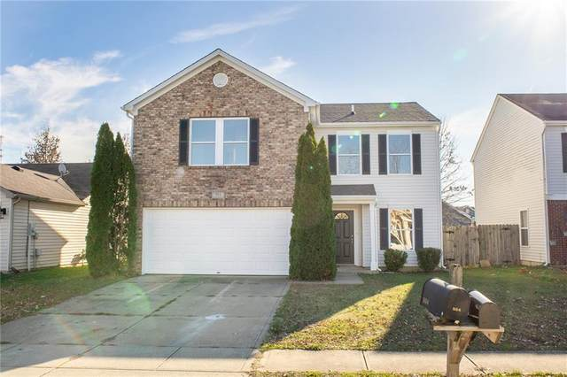 951 Brookstone Drive, Franklin, IN 46131 (MLS #21755544) :: Realty ONE Group Dream