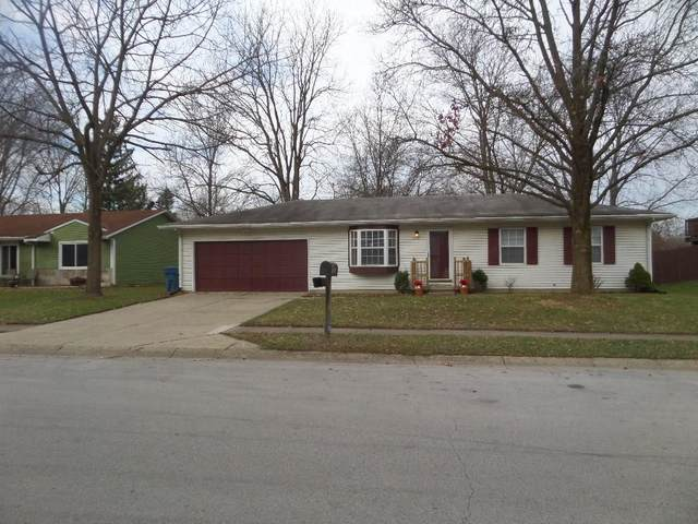1126 Ridgepointe Drive, Indianapolis, IN 46234 (MLS #21755570) :: The ORR Home Selling Team