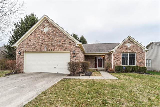 7299 River Glen Drive, Fishers, IN 46038 (MLS #21755584) :: Anthony Robinson & AMR Real Estate Group LLC