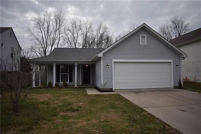 3427 Mechanicsburg Drive, Indianapolis, IN 46227 (MLS #21755602) :: The Indy Property Source