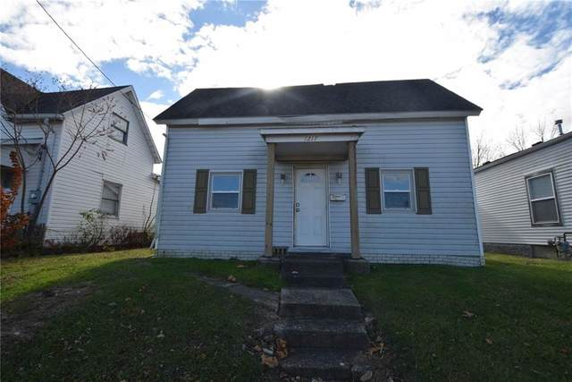1217 W Memorial Drive, Muncie, IN 47302 (MLS #21755623) :: The ORR Home Selling Team