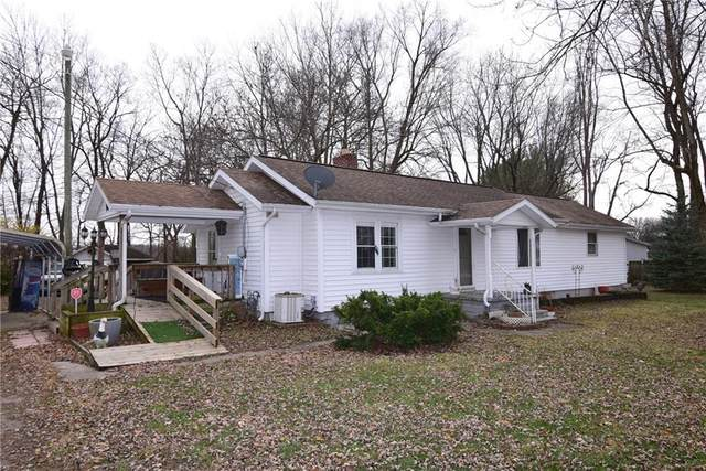 12851 W State Road 32, Yorktown, IN 47396 (MLS #21755629) :: Mike Price Realty Team - RE/MAX Centerstone