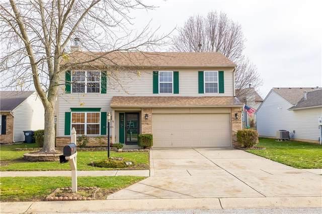 1507 Blue Brook Way, Greenwood, IN 46143 (MLS #21755634) :: Heard Real Estate Team | eXp Realty, LLC