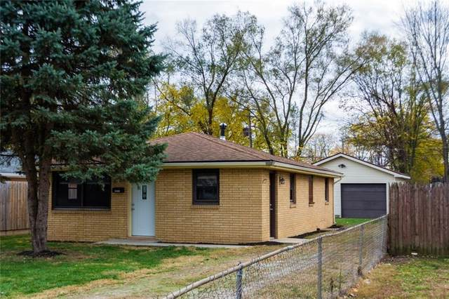 2211 Wallace Avenue, Columbus, IN 47201 (MLS #21755642) :: AR/haus Group Realty