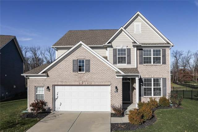 5618 Sly Fox Lane, Indianapolis, IN 46237 (MLS #21755653) :: The ORR Home Selling Team