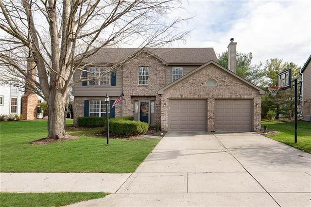 11229 Ashley Place, Fishers, IN 46038 (MLS #21755656) :: Ferris Property Group