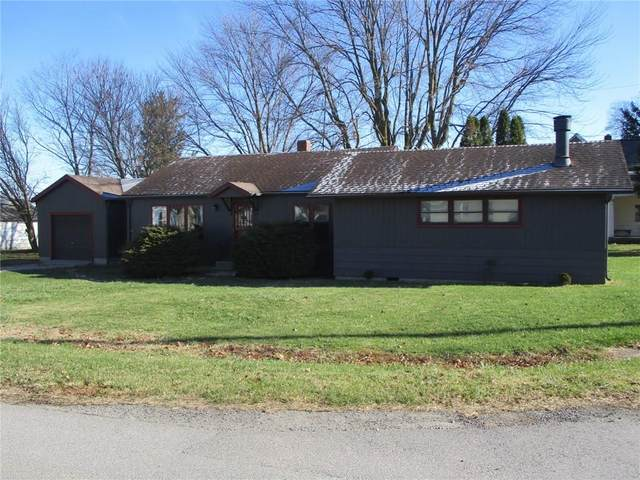 101 Mcclure Street, Wingate, IN 47990 (MLS #21755665) :: The Indy Property Source